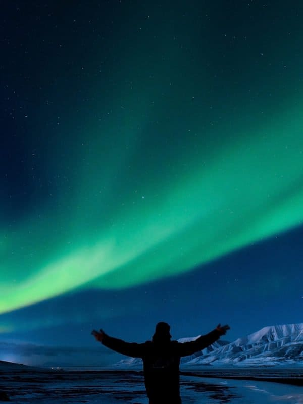 Northern Lights in Iceland by www.shutterstock.com