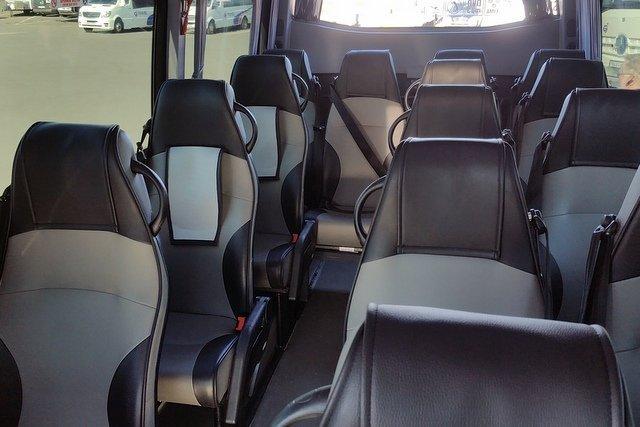 Sprinter - 16 seater | Bus rental | Iceland | GJ Travel