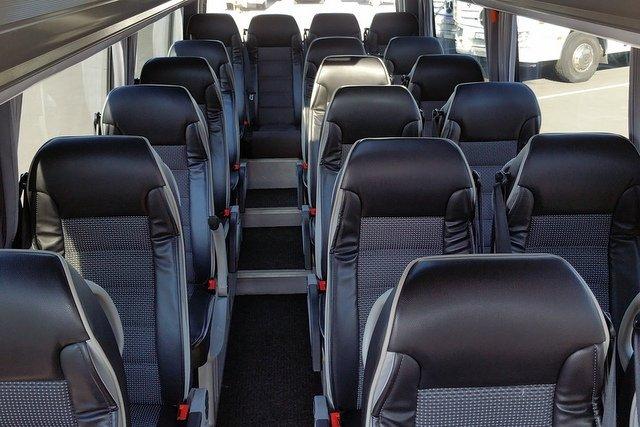 Sprinter - 19 seater | Bus rental | Iceland | GJ Travel