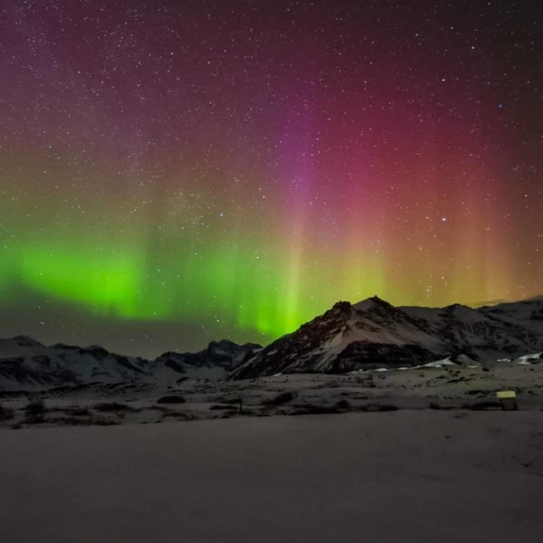 GJ-21-Northern Lights