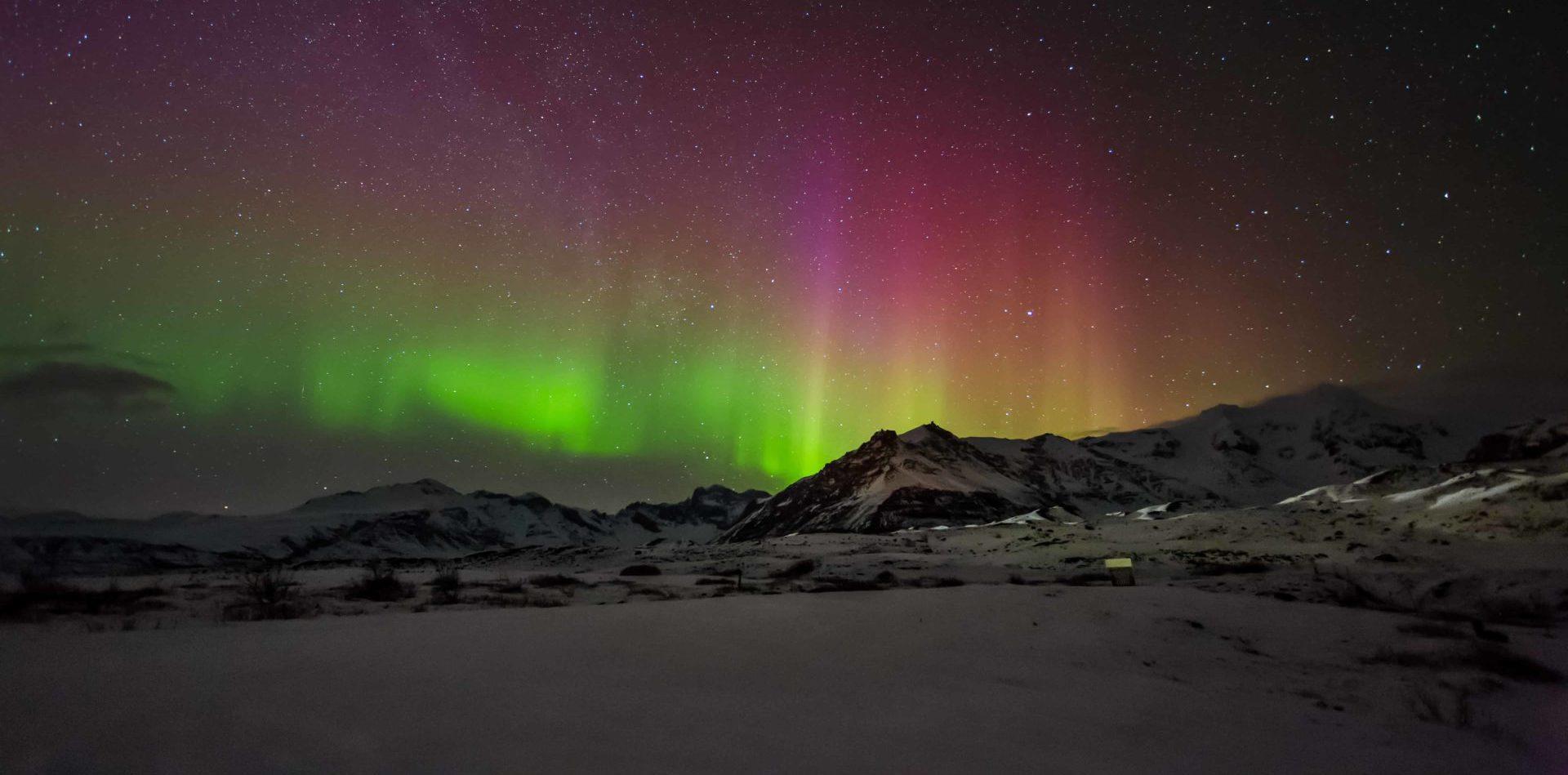 Northern Lights Exploration Iceland Gj Travel