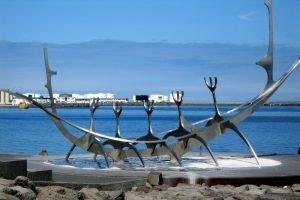 GJ-90-Iceland-country-life - GJ-90-Reykjavik-Viking-ship-sculpture.jpg