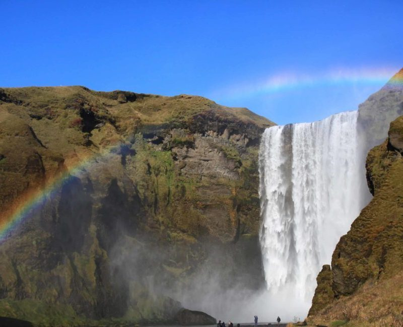 Skógafoss - South Coast